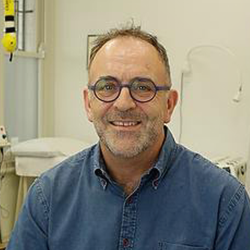 DR STEPHEN ADAMS. Medical Director